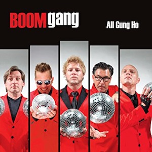Boom Gang - All gung ho