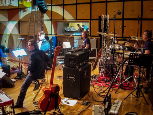 SWR Band mit Markus Metz und Tony Kiley