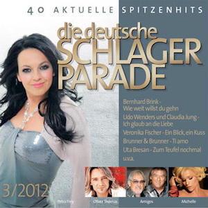 Die deutsche Schlagerparade 3/2012