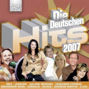 Die deutschen Hits 2007