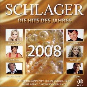 Schlager die Hits des Jahres 2008